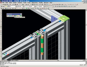 Framequoter Aluminum Extrusion Design Software From Frame World